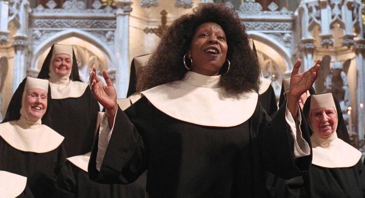 Sooooooooo Sweeeeeeeeet!!!!!!!!!  Sister act - I will follow him (HD) (with lyric) <3 <>< <3  HE IS MY DESTINY <3