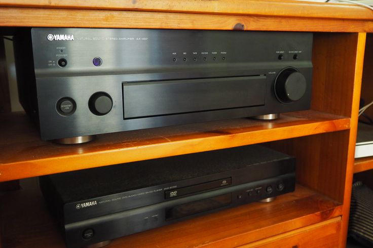 Yamaha AX-497, Integrated Amplifier.