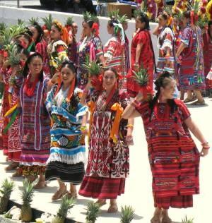 fiesta de la Guelaguetza en Oaxaca