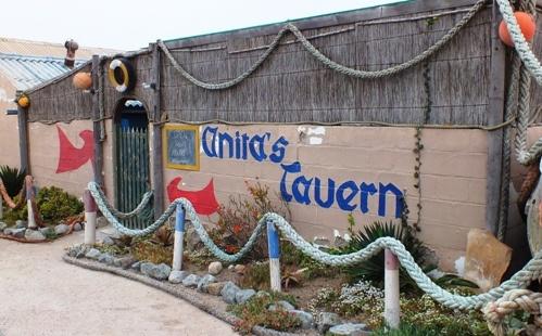 Anita's Tavern, Port Nolloth, South Africa