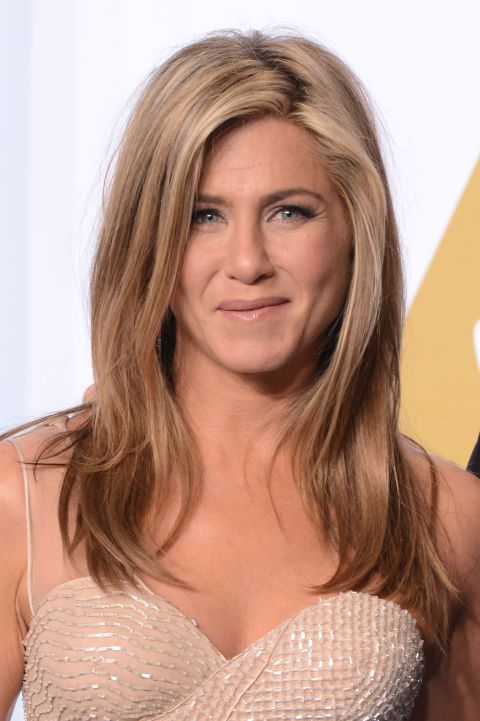 Simple and Subtle – To this day, Jennifer Aniston still reigns as Queen of the Layered Haircut. Want a flattering 'do like hers? Keep your layers long, between shoulder- and chest-length. Click through for more long hairstyles.