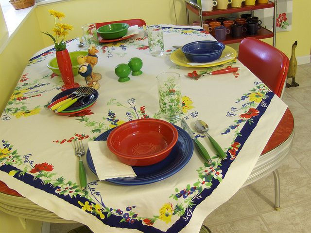 55 best Fiestaware table settings images on Pinterest | Color ...