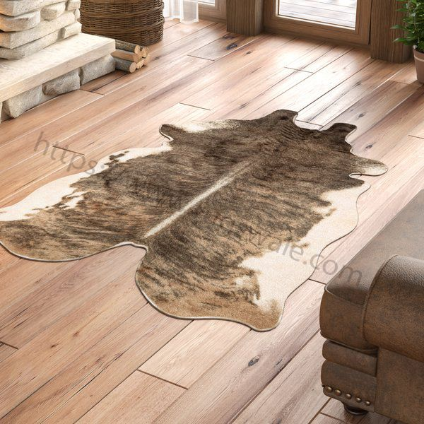 Warm Welcome For You Guest With Faux Cowhide Rug Faux Cowhide Rugs Shag Brazilian Rugsforsale Traditional Area Area Rugs Faux Cowhide Brown Area Rugs