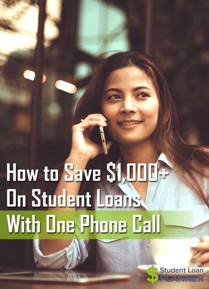 If you're using the IBR plan for your student loans, you could save $1,000 or more with one phone call.