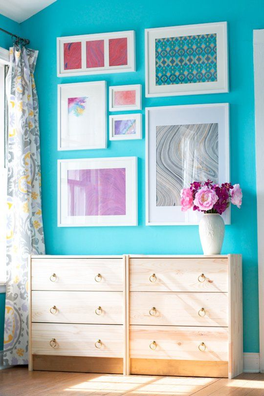 Ribba Picture Frames: The Ultimate IKEA Shopping List: 9 Cheap, Chic Classics | Apartment Therapy