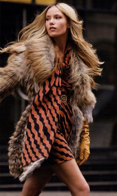 stripes/fur/gloves