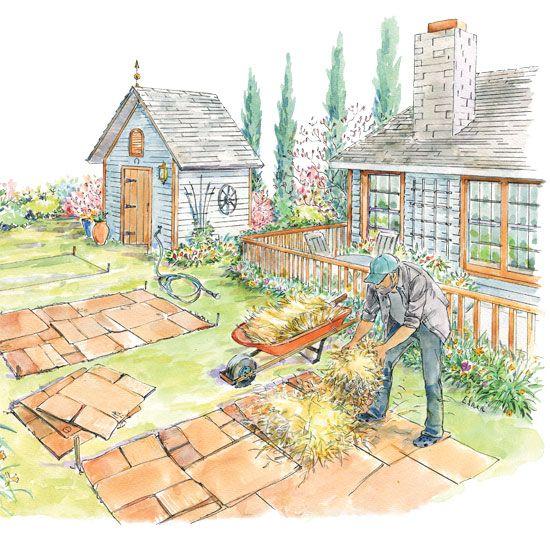 How to Start a Vegetable Garden - Organic Gardening - MOTHER EARTH NEWS