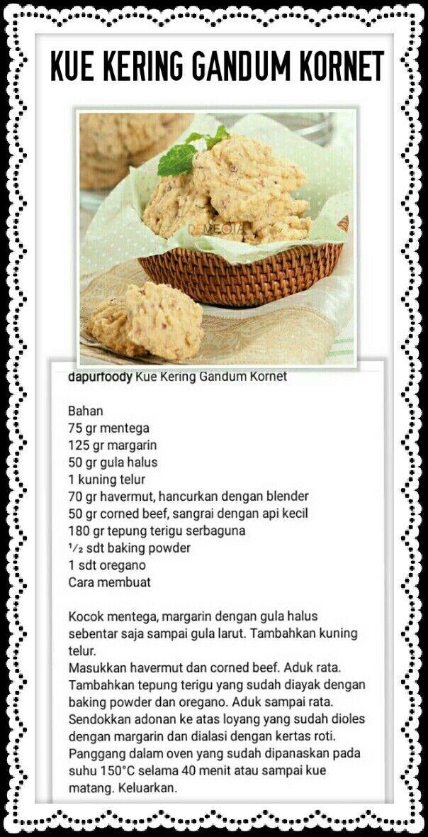 Pin Oleh Wulanaf W Di Recipes Resep Masakan Resep Corned Beef