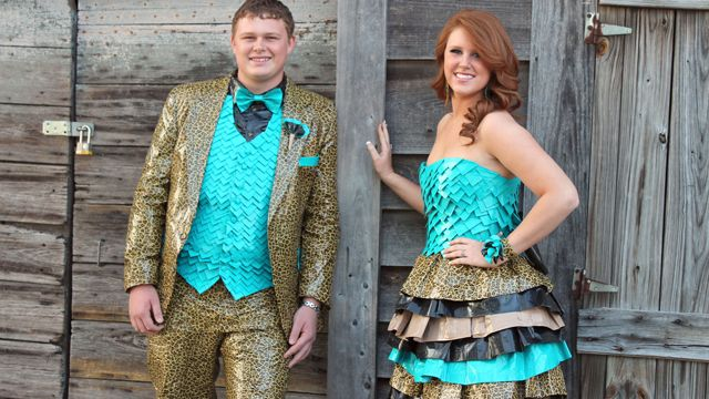 12 best duct tape prom dresses:) images on Pinterest | Duck tape ...