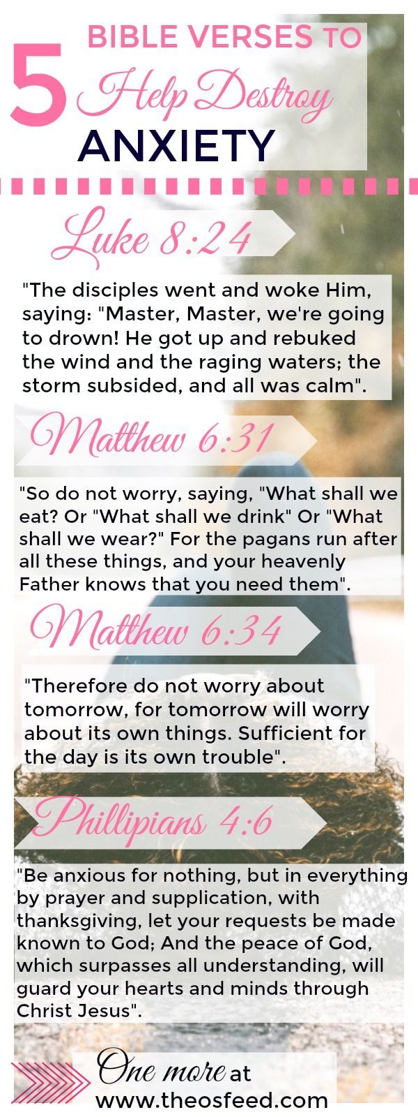 Totally LOVED these 5 Bible verses to take my anxiety away! They are SO much better than any anxiety pill! I won't dare touch those anxiety pills again! I LOVE the Lord Jesus! Thank you for taking my anxiety and all my problems away! Glory to God! #anxiety #mentalhealth #health #LOVE #GOALS #Bibleverses