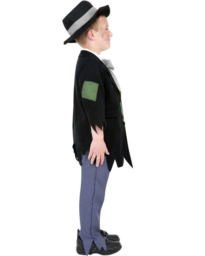 Urchin Hat Childs Fancy Dress Book Week Accessory