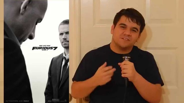 Furious 7 by KIDS FIRST! Film Critic Brandon C. #FastandFurious7  #Furious7