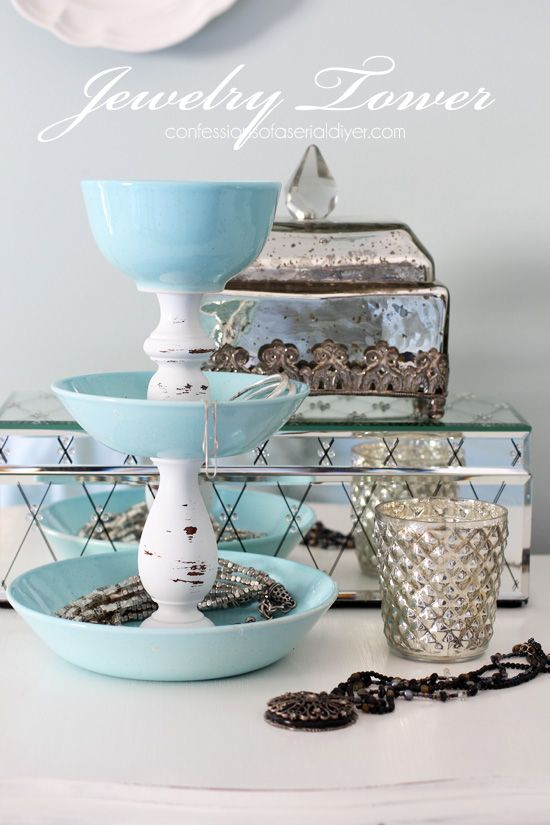 111 best jewelry care and organization ideas images on pinterest diy jewelry storage solutioingenieria Choice Image