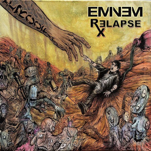 25 Best Ideas About Eminem Album Covers On Pinterest