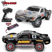 Black Friday Traxxas 6807R Slash 4 x 4 Ultimate Brushless Pro 4WD Short Course Race Truck (1/10 Scale) from Traxxas