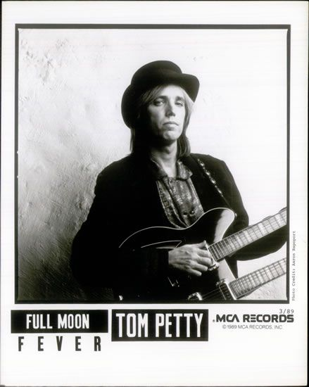 Tom Petty And The Heartbreakers Full Moon Fever Images & Pictures ...