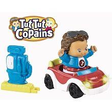 VTech - Tut Tut Copains - La voiture magique de Loulou, p'tit filou