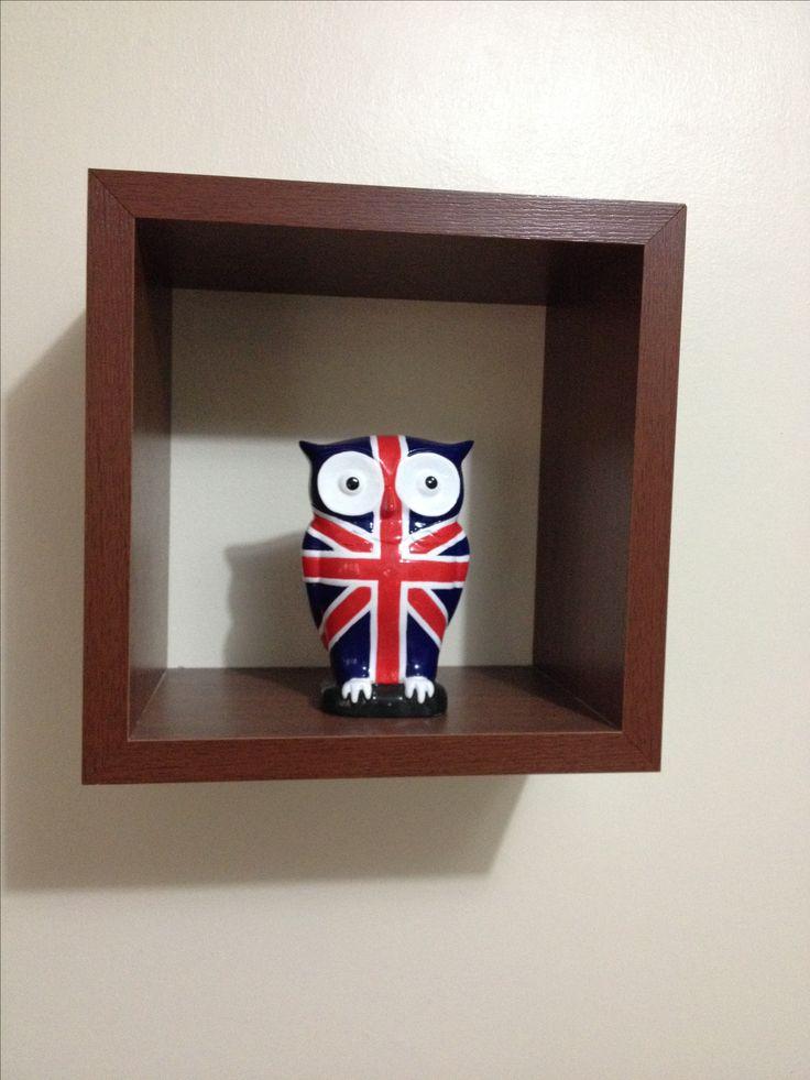 Búho de UK.