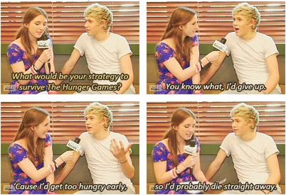 oh niall....but we love you anyway :)