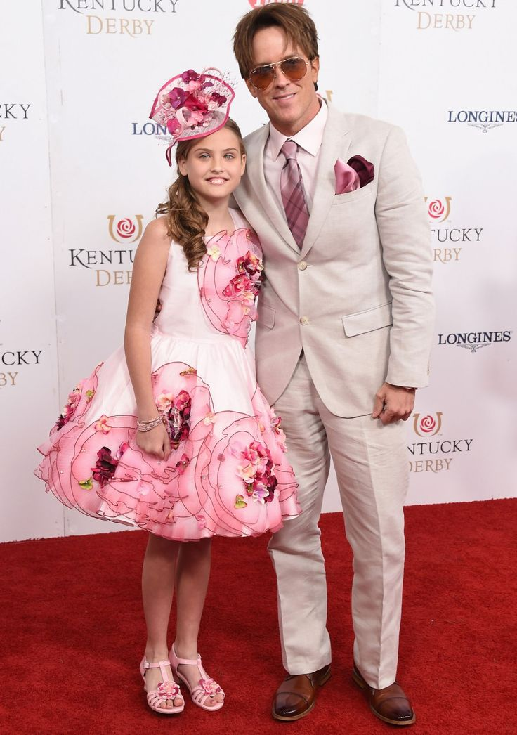 Anna Nicole Smith's Daughter Dannielynn Birkhead Looks All Grown up at the Kentucky Derby