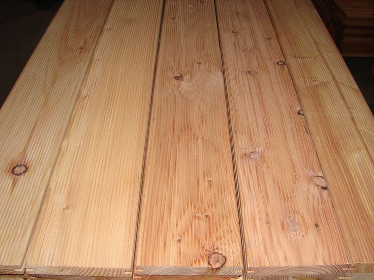 Awesome Terrasse Terrassenholz Terrassendiele Lärche 25x142mm, Längen: 2/3 Meter  Holz