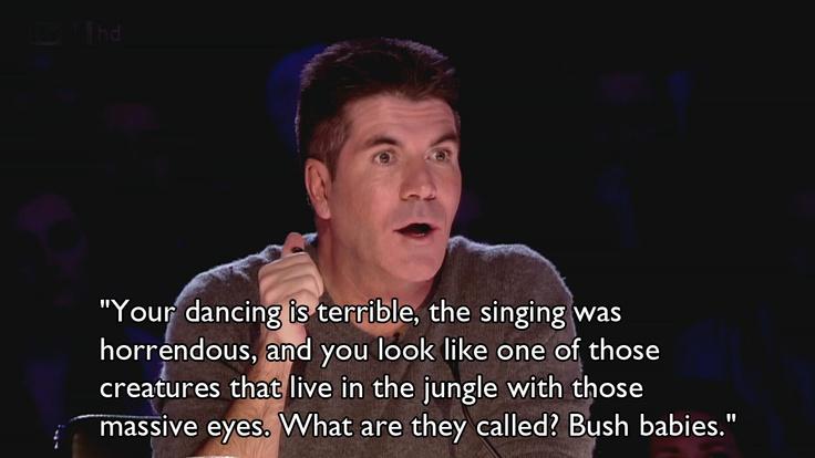 Ladies and Gentlemen, Simon Cowell.