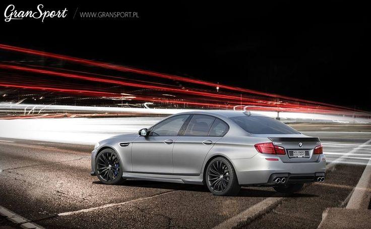 Kelleners Sport BMW serii 5 F10.  http://gransport.pl/inde…/kelleners/…/seria-5-f10-i-f11.html  GranSport - Luxury Tuning & Concierge.