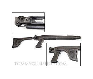 Auto-Ordnance M1 Folding Choate Stock - Style # MC108, Tommy Gun Shop / Stocks, Grips, & Sights