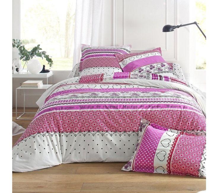 Povlečení Madeleine, polyester-bavlna, zn. Colombine   blancheporte.cz #blancheporteCZ #blancheporte_cz #hometextile #textil #domov #dekorace #vanoce