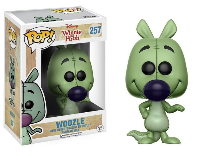 Pop! Disney - Winnie the Pooh - Woozle