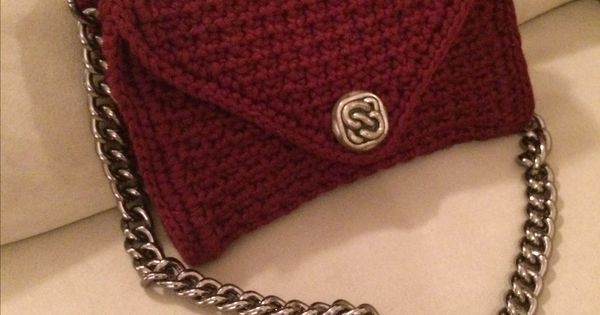 Crochet bag | Bags | Pinterest | Crochet, Bags and Crochet bags