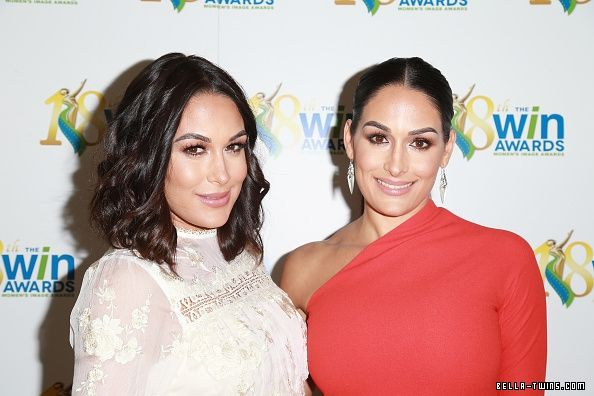 18th Annual Women's Image Awards - 642548394 - DOUBLE GLAMOUR // Your largest Brie & Nikki Bella Photo Archive, with over 350,000 photos