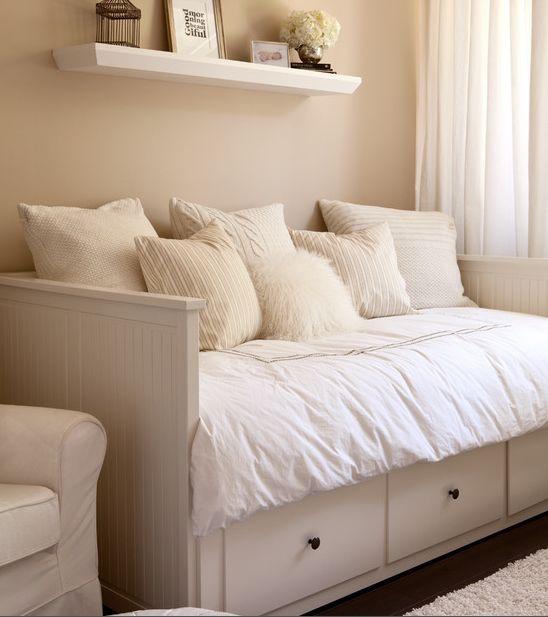 HEMNES from Ikea Daybed with trundle & bonus 3 drawer storage, price can't be beat at $299.00