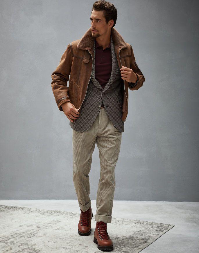 фото как модно одеться зимой мужчине видов этого аксессуара