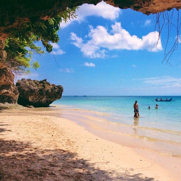 Padang-Padang Beach in Uluwatu, Bali - My Favorite Beach in Bali hands down.