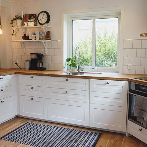 Image result for SVEDAL  Sweet Home Inspirations  Ikea kche Wohnung Kche und Kche esszimmer