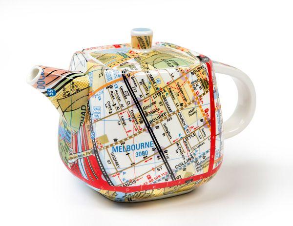 Make Me Iconic - Designer home wares and premium souvenirs - iconic teapot…