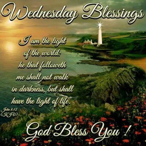 265 best WEDNESDAY BLESSINGS images on Pinterest