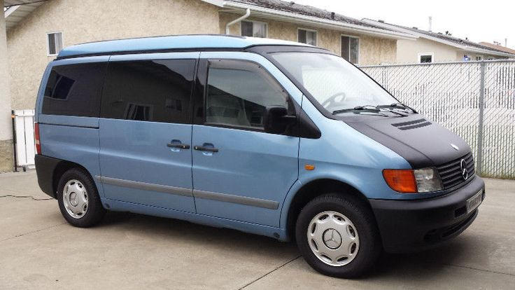 """if ad is on, it means van is for sale. i will not reply to inquiry """"is it for sale"""". please contact only if you serious about buying. mercedes vito westfalia marco polo for sale. 2000cc 4 cyl gasoline engine, automatic transmission. mileage between 11l and 15l/100 depending on driving. the van is in very good condition and the mileage is original - no engine rebuilt,"""