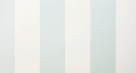 William Stripe Wallpaper Duck egg blue and white striped wallpaper