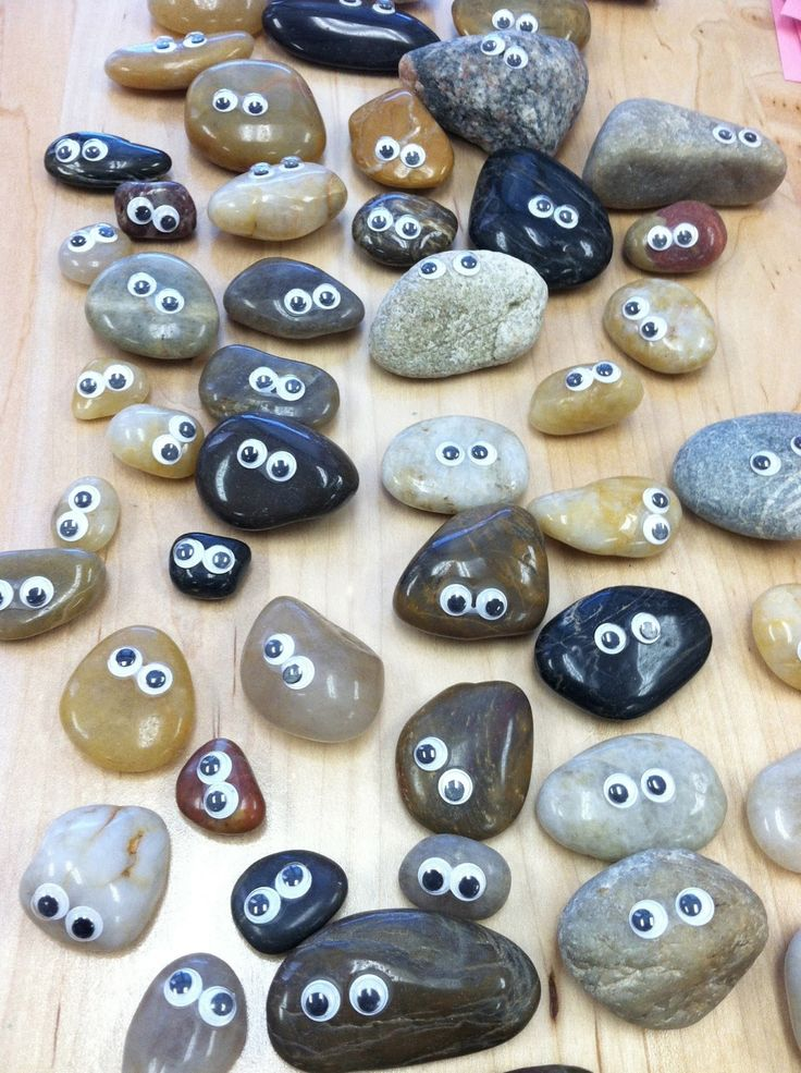 since my kids at the daycare are OBSESSED with collecting rocks, this may just be the best end of year gift I could get them!! haha
