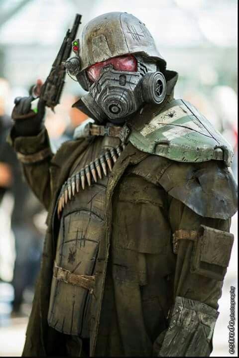 NCR Ranger Armor Cosplay // Fallout New Vegas