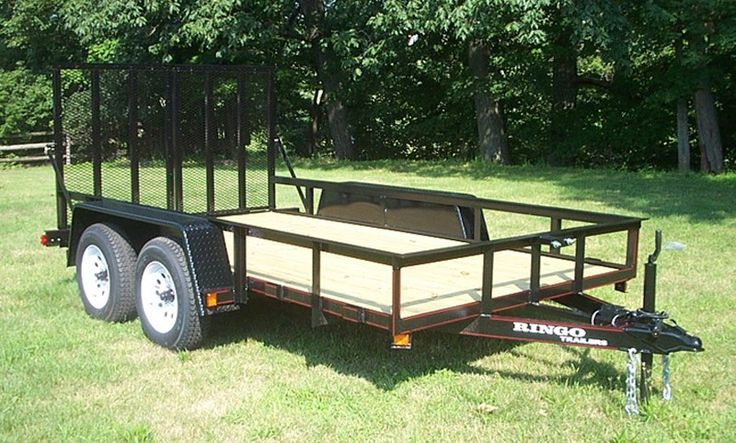 6 x 14 utility trailer utility trailer vintage camper