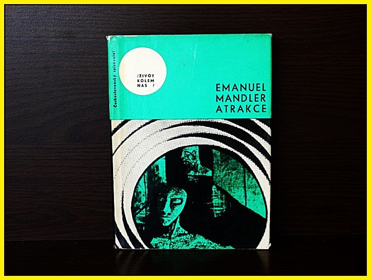 Beletrie | Mandler Emanuel - Atrakce | Antikvariát Bosorka
