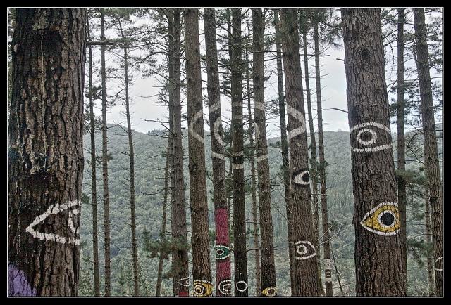 Bosque de Oma, A. Ibarrola