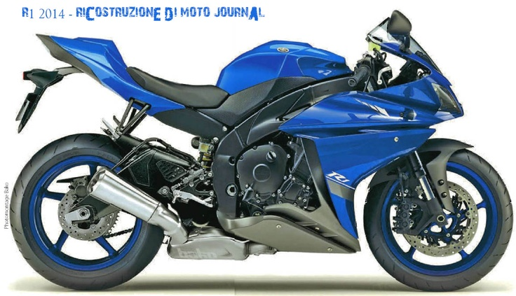 Yamaha R1 2014 - Ipotesi - Hypothesys by Moto Journal