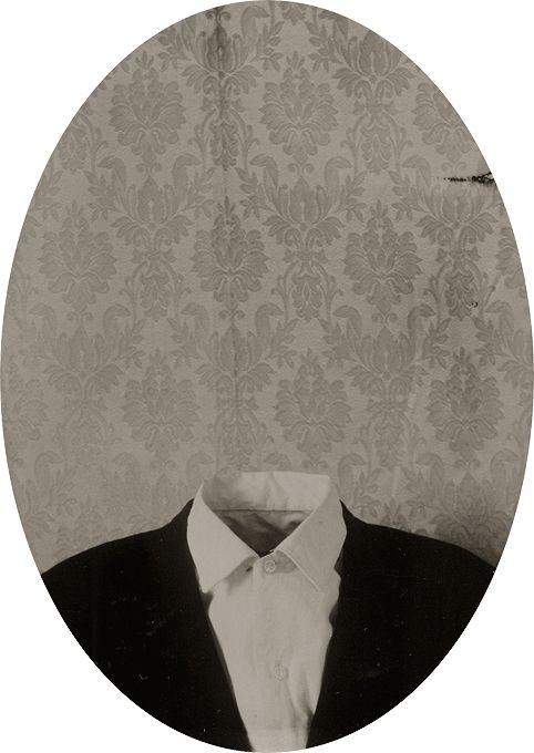 'Headless Portrait' series Ghosting - Ben Cauchi 2004