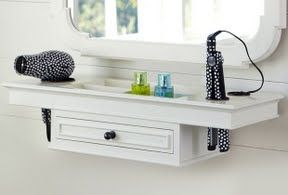 Eight Ways to Organize Your Beauty Products : Lucky Magazine