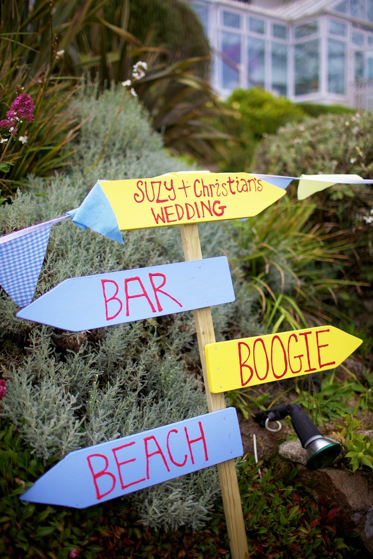 A Seaside Themed Wedding in St Ives: Suzy & Christian