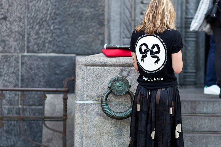 Copenhagen Fashion Week August 2015, Picture by @highsnobiety